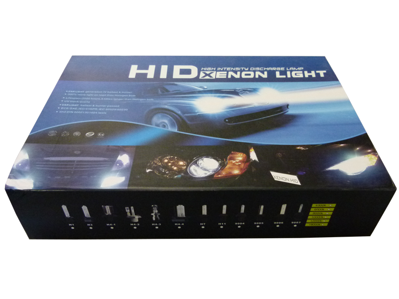Extreme 75 Watt H1 Hid Conversion Kit