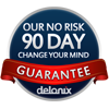 90 Day 'Change Your Mind' Guarantee